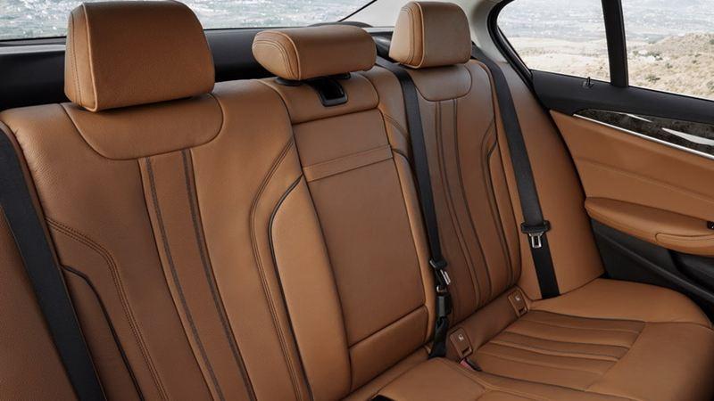 Chi tiết BMW 5-Series 2018 phiên bản G30 520d máy dầu - Ảnh 15