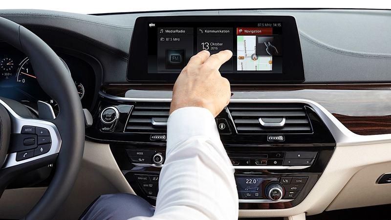 Chi tiết BMW 5-Series 2018 phiên bản G30 520d máy dầu - Ảnh 18