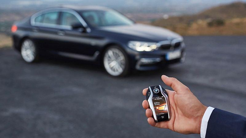 Chi tiết BMW 5-Series 2018 phiên bản G30 520d máy dầu - Ảnh 19