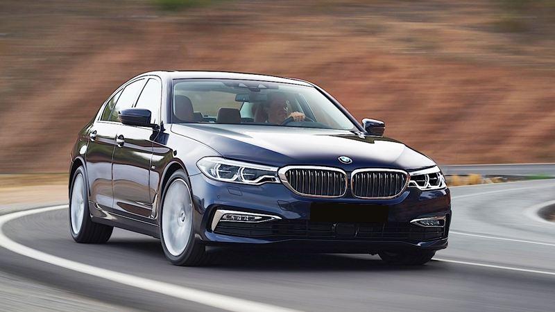 Chi tiết BMW 5-Series 2018 phiên bản G30 520d máy dầu - Ảnh 17
