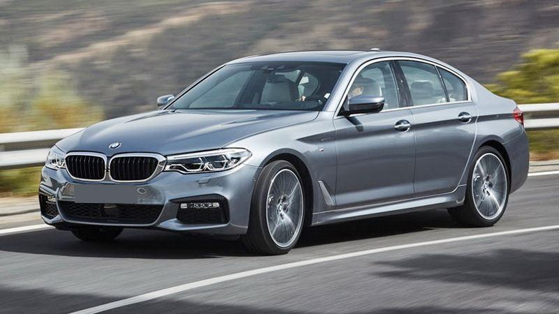 Chi tiết BMW 5-Series 2018 phiên bản G30 520d máy dầu - Ảnh 20