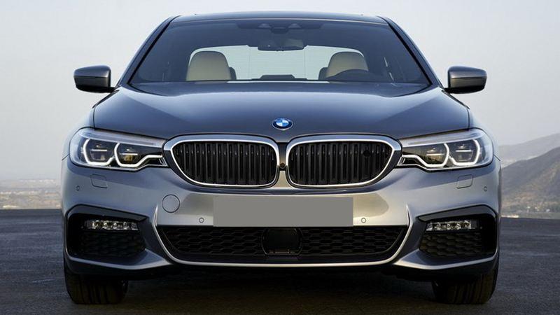 Chi tiết BMW 5-Series 2018 phiên bản G30 520d máy dầu - Ảnh 4