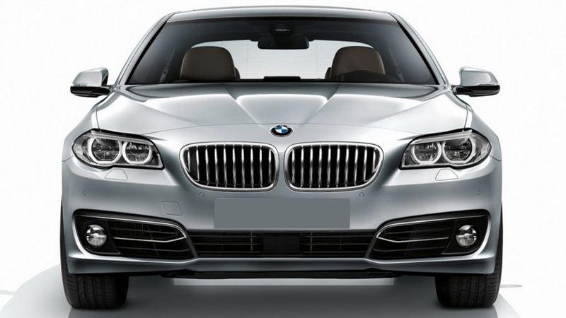 Chi tiết BMW 5-Series 2018 phiên bản G30 520d máy dầu - Ảnh 5