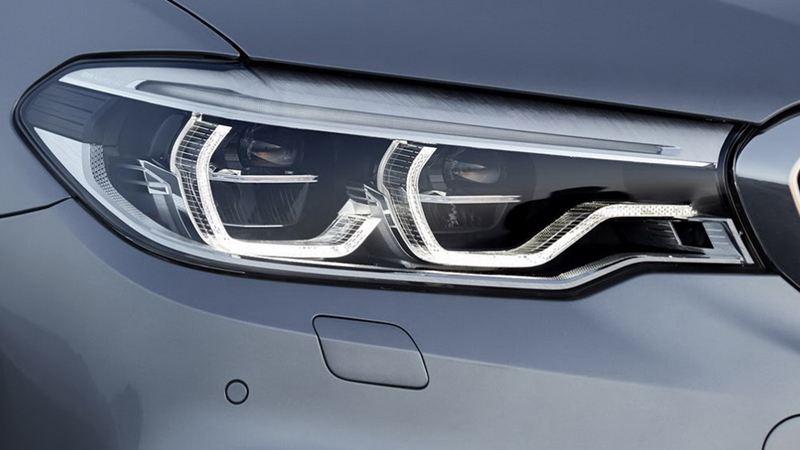 Chi tiết BMW 5-Series 2018 phiên bản G30 520d máy dầu - Ảnh 6