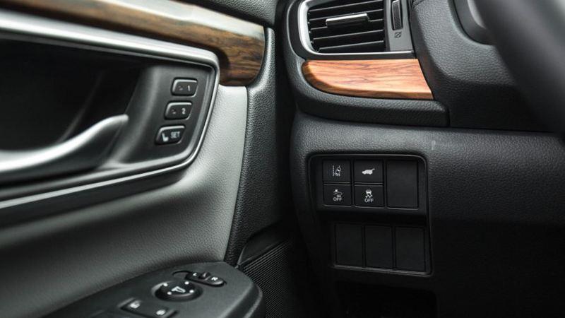 Hình ảnh chi tiết Honda CR-V 2018 hoàn toàn mới - Ảnh 14