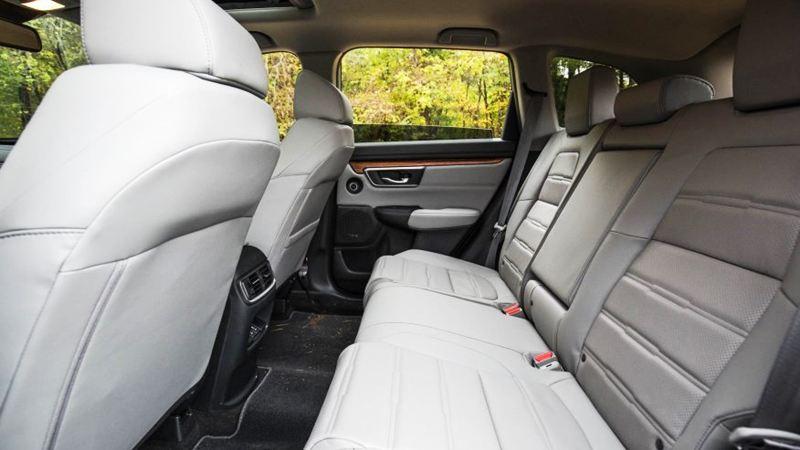 Hình ảnh chi tiết Honda CR-V 2018 hoàn toàn mới - Ảnh 18