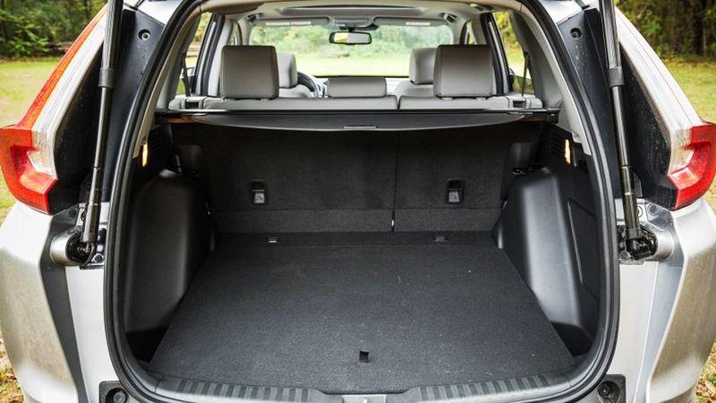 Hình ảnh chi tiết Honda CR-V 2018 hoàn toàn mới - Ảnh 19
