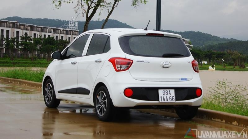 Ưu nhược điểm Hyundai Grand i10 CKD 2017 - Vận hành và sử dụng - Ảnh 3