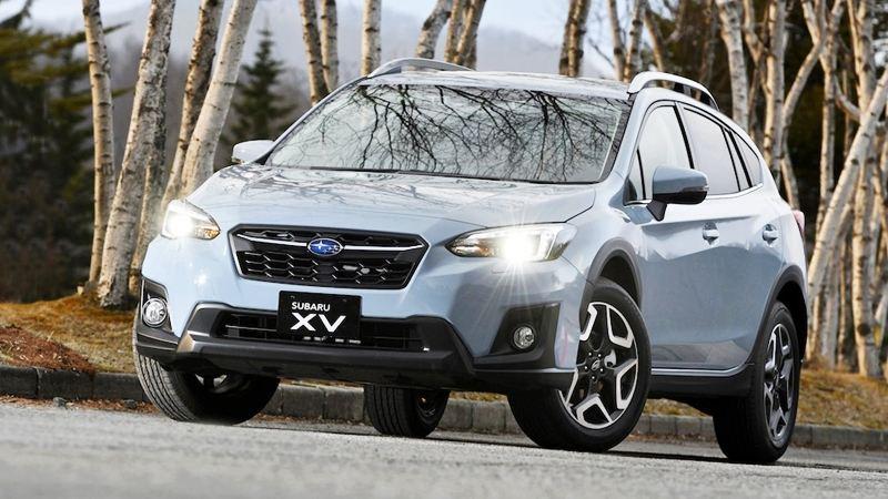 Đánh giá xe Subaru XV 2018 phiên bản mới - Ảnh 18