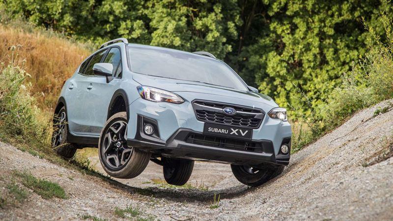 Đánh giá xe Subaru XV 2018 phiên bản mới - Ảnh 14