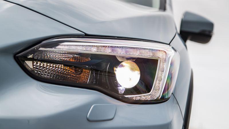 Đánh giá xe Subaru XV 2018 phiên bản mới - Ảnh 5