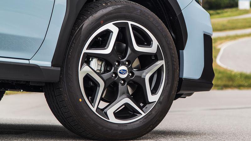 Đánh giá xe Subaru XV 2018 phiên bản mới - Ảnh 6