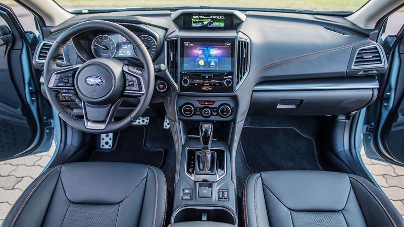 Đánh giá xe Subaru XV 2018 phiên bản mới - Ảnh 8