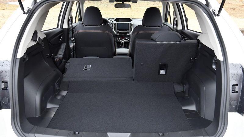 Đánh giá xe Subaru XV 2018 phiên bản mới - Ảnh 12