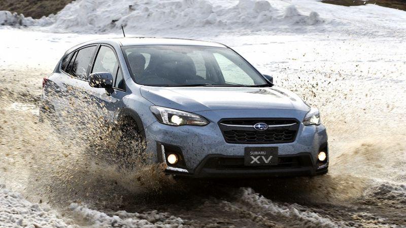 Đánh giá xe Subaru XV 2018 phiên bản mới - Ảnh 15
