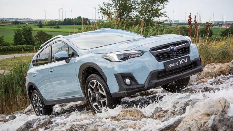 Đánh giá xe Subaru XV 2018 phiên bản mới - Ảnh 16