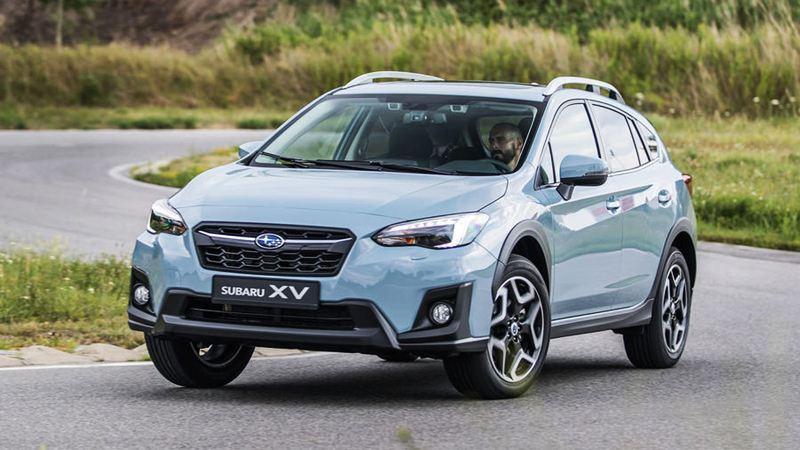 Đánh giá xe Subaru XV 2018 phiên bản mới - Ảnh 3