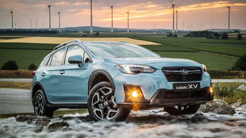 Đánh giá xe Subaru XV 2018 phiên bản mới - Ảnh 1