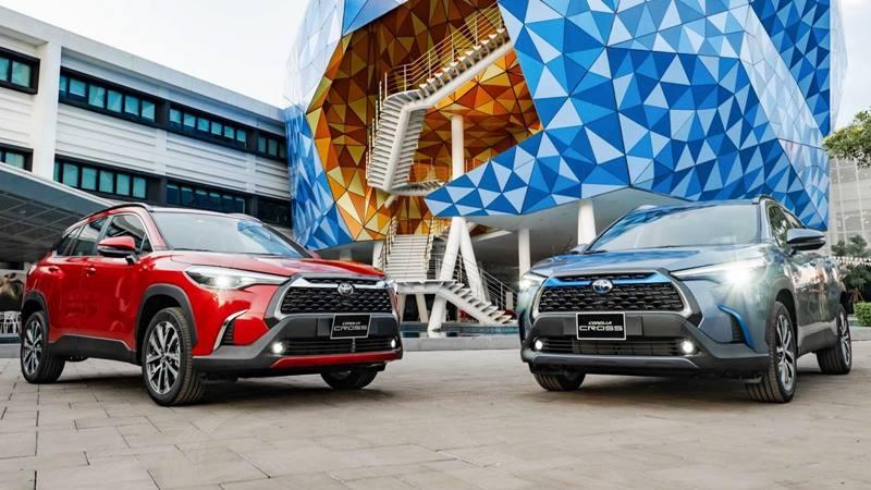 Đánh giá ưu nhược điểm xe Toyota Corolla Cross 2020-2021 mới - Ảnh 1