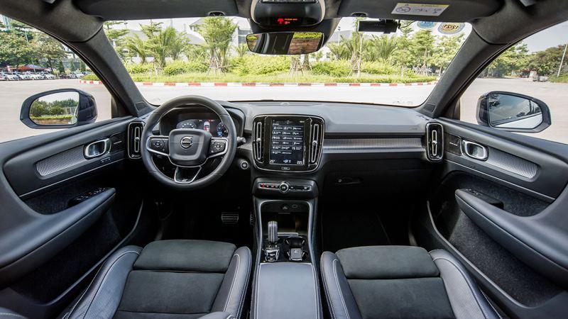 Đánh giá ưu nhược điểm xe Volvo XC40 2019-2020 tại Việt Nam - Ảnh 4