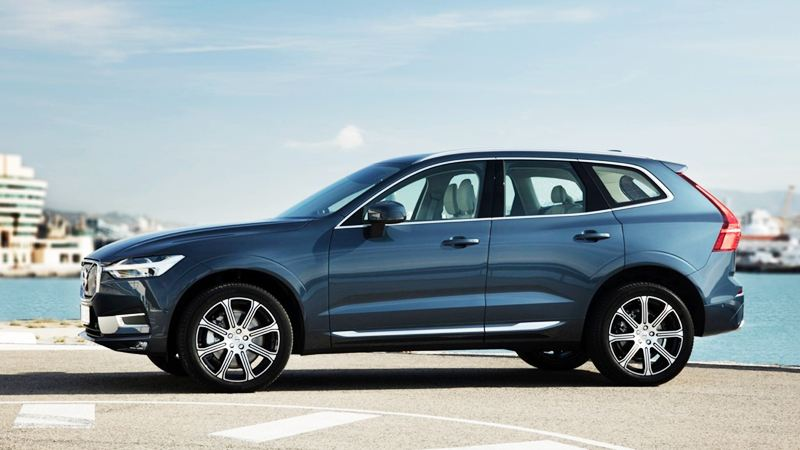 Volvo XC60 xe địa hình mới: giá cả, số liệu năng lực và hình ảnh