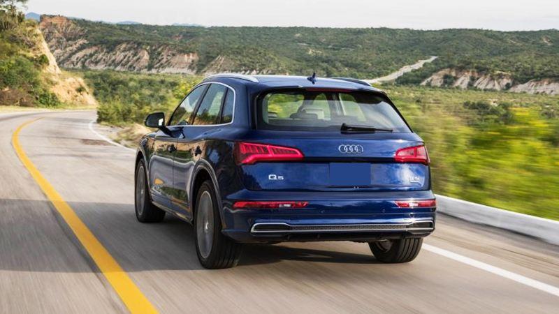 Đánh giá xe Audi Q5 2017 - Ảnh 23