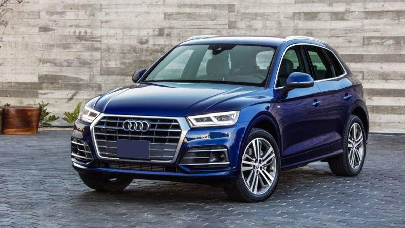 Đánh giá xe Audi Q5 2017 - Ảnh 4