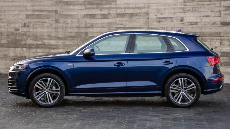 Đánh giá xe Audi Q5 2017 - Ảnh 7
