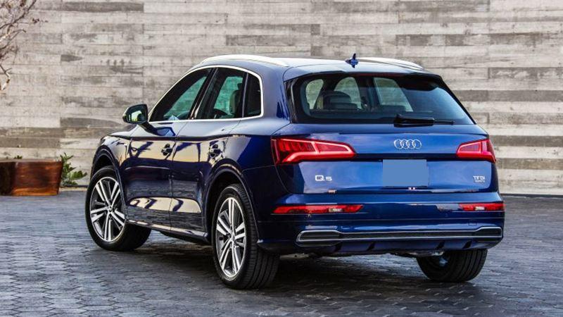 Đánh giá xe Audi Q5 2017 - Ảnh 5