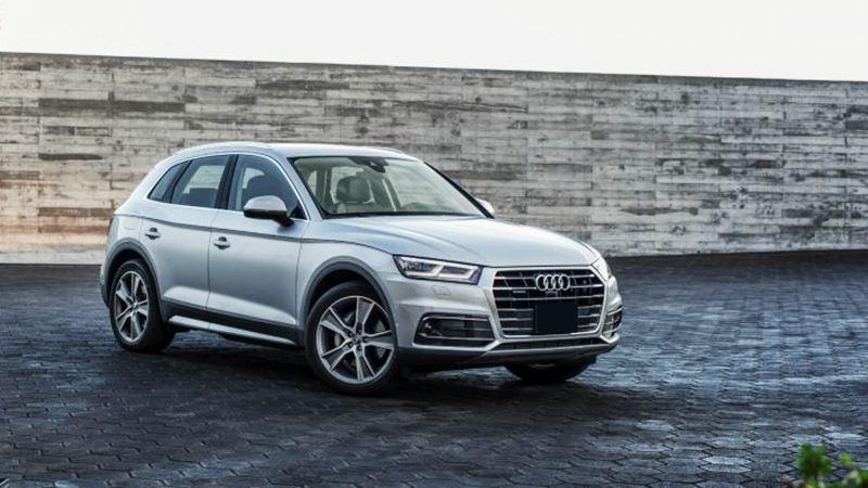 Đánh giá xe Audi Q5 2017 - Ảnh 2