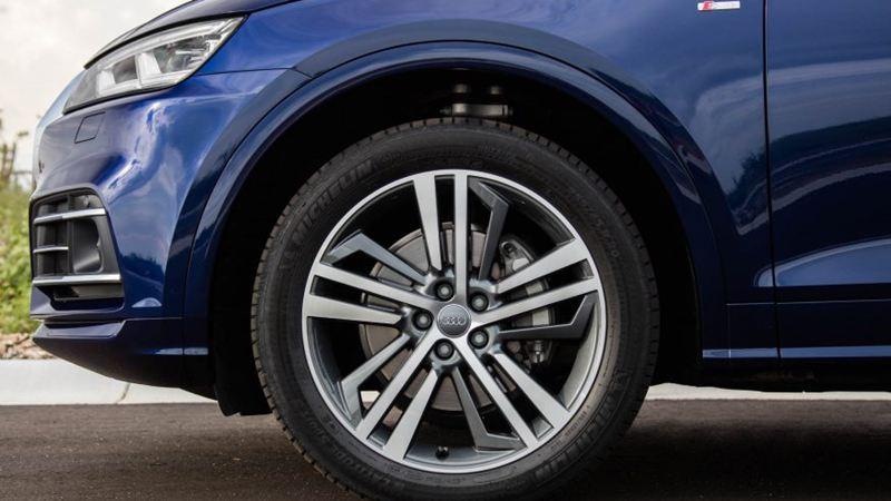 Đánh giá xe Audi Q5 2017 - Ảnh 10
