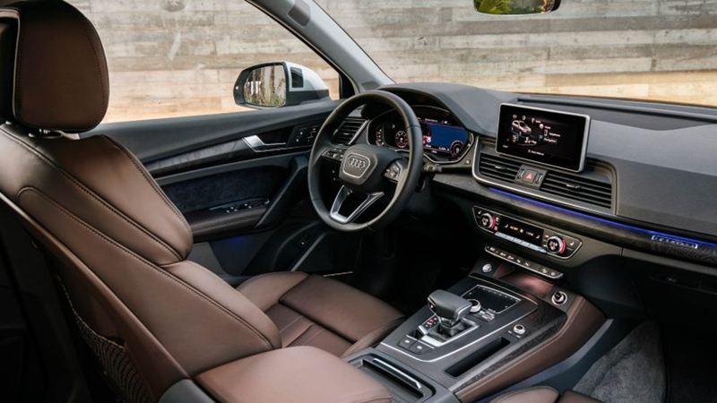 Đánh giá xe Audi Q5 2017 - Ảnh 17