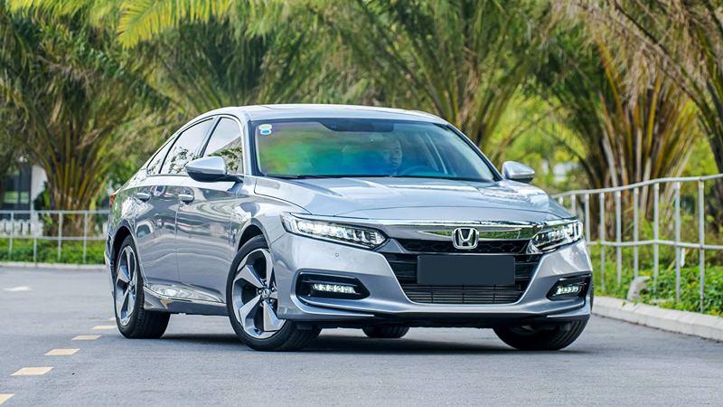 Bảng giá xe ô tô Honda 2021 - Ảnh 6