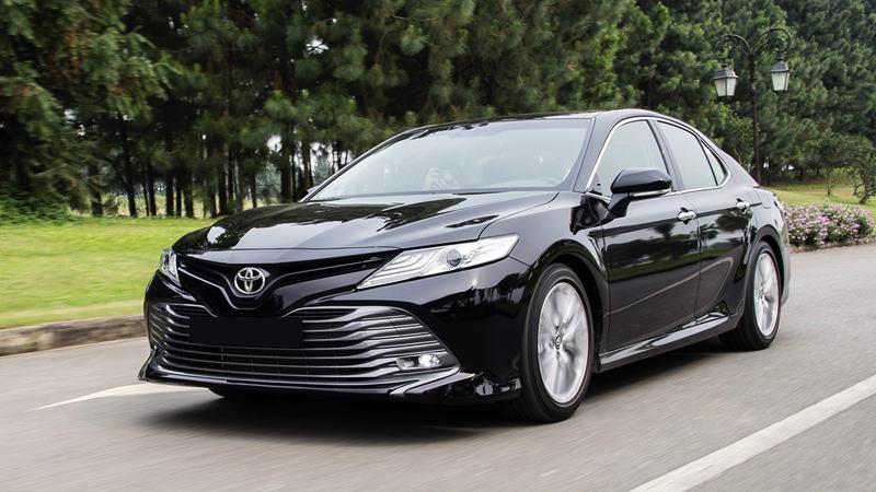 Bảng giá xe Toyota 2021 - Ảnh 6
