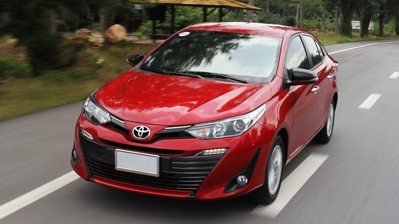 Đánh giá ưu nhược điểm xe Toyota Vios 2018-2019 tai Việt Nam - Ảnh 5