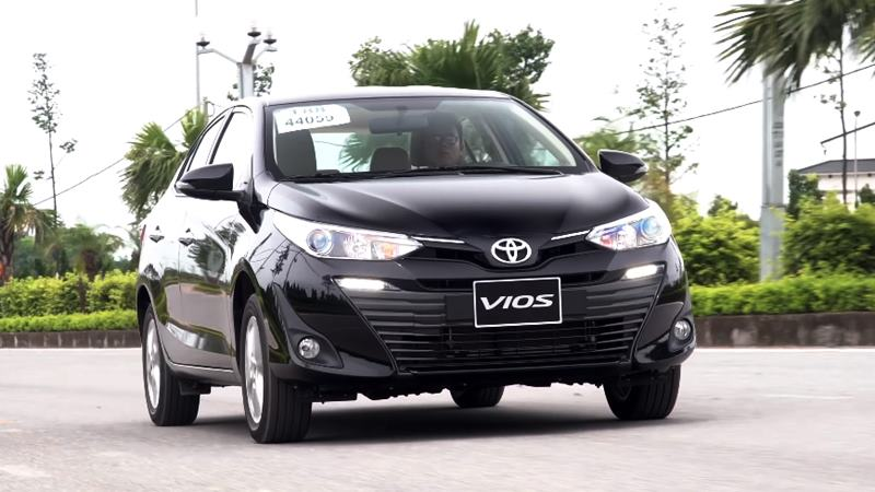 Đánh giá ưu nhược điểm xe Toyota Vios 2018-2019 tai Việt Nam - Ảnh 1