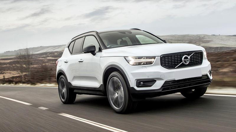 Đánh giá xe Volvo XC40 2018 hoàn toàn mới - Ảnh 1