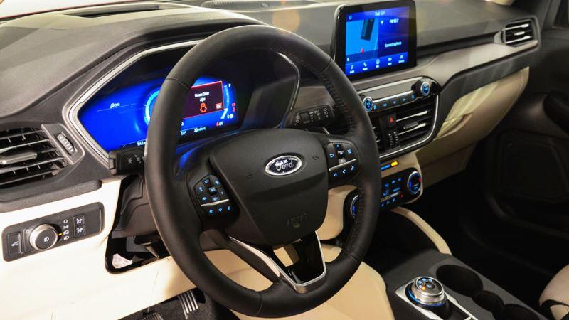 Chi tiết SUV 5 chỗ Ford Escape 2020 hoàn toàn mới - Ảnh 5