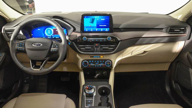 Chi tiết SUV 5 chỗ Ford Escape 2020 hoàn toàn mới - Ảnh 4