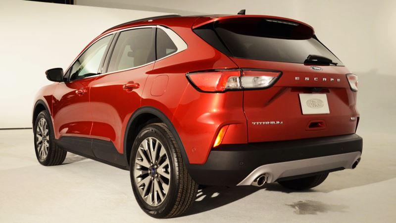 Chi tiết SUV 5 chỗ Ford Escape 2020 hoàn toàn mới - Ảnh 3
