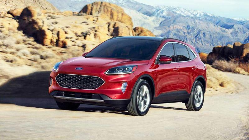 Chi tiết SUV 5 chỗ Ford Escape 2020 hoàn toàn mới - Ảnh 1