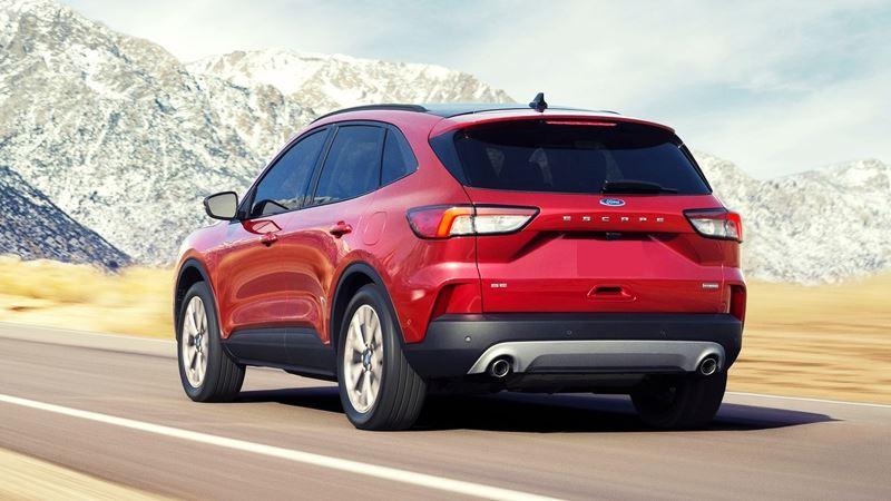 Chi tiết SUV 5 chỗ Ford Escape 2020 hoàn toàn mới - Ảnh 8