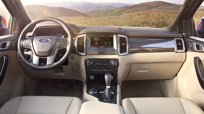 Ford Everest 2018 đã về Việt Nam, giá khoảng 850 triệu đồng - Hình 2