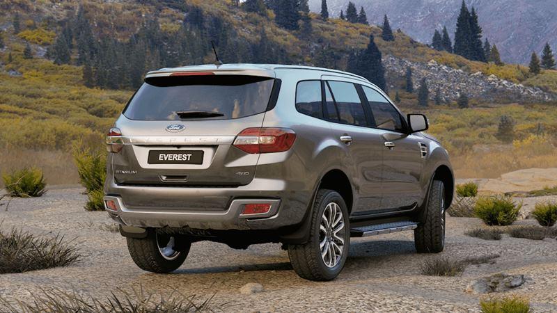 Giá xe Ford Everest 2020 mới nâng cấp tại Việt Nam từ 999 triệu đồng - Ảnh 2