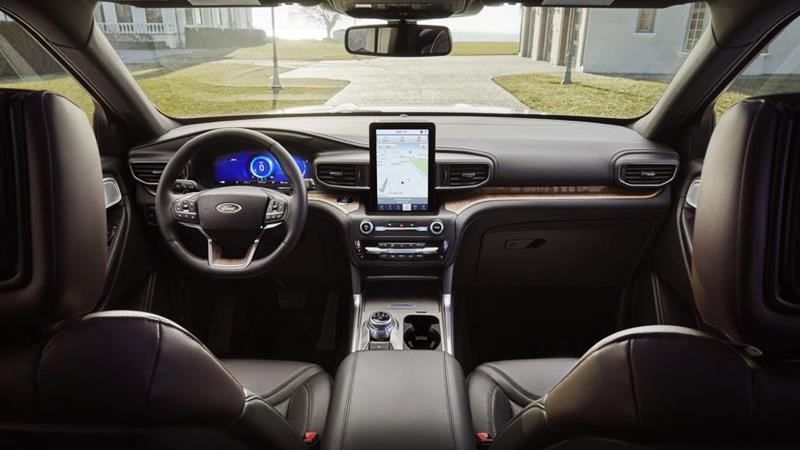 Ford Explorer 2020 thế hệ mới chính thức ra mắt - Ảnh 5