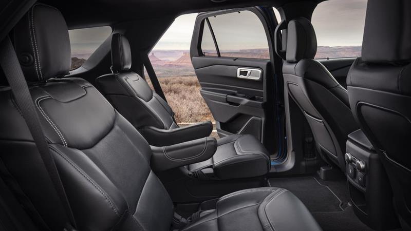 Ford Explorer 2020 thế hệ mới chính thức ra mắt - Ảnh 7