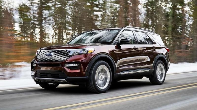 Ford Explorer 2020 thế hệ mới chính thức ra mắt - Ảnh 1