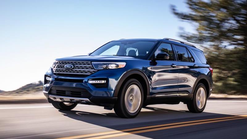 Ford Explorer 2020 thế hệ mới chính thức ra mắt - Ảnh 2