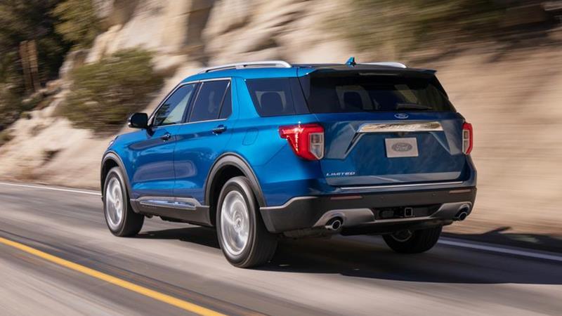 Ford Explorer 2020 thế hệ mới chính thức ra mắt - Ảnh 3
