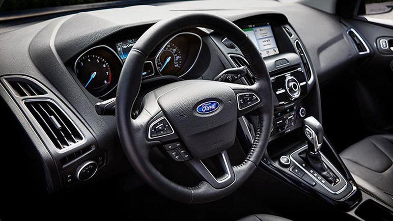 Ford Focus 2016 có gì để cạnh tranh Mazda 3, Toyota Altis - Ảnh 4